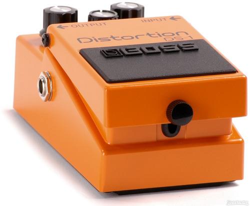 pedal de distorsion para guitarra boss ds-1