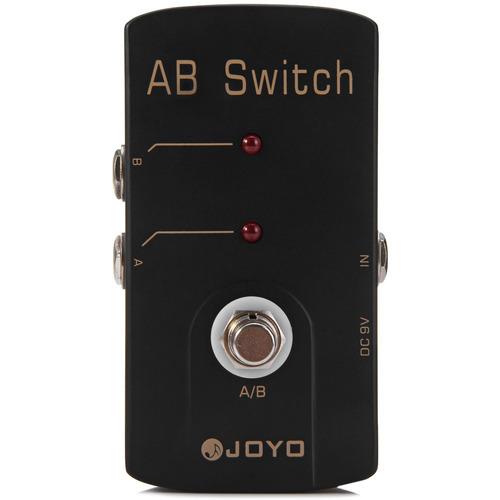 pedal de efecto de guitarra joyo jf diseño bypass d/aluminio