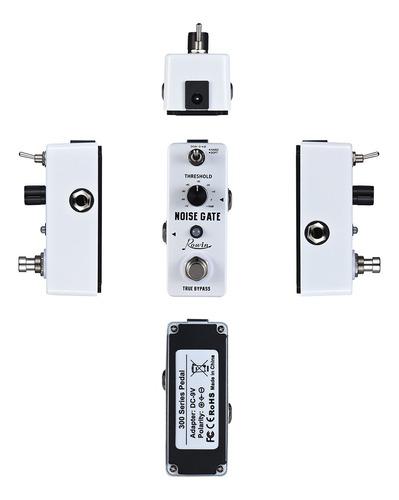 pedal de efecto de guitarra reductor de sonido 2 modos