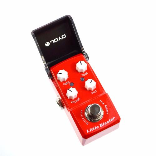 pedal de efecto distorsion joyo jf303 little blaster ironman