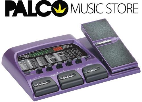 pedal de efeito vocal - 300v 127v