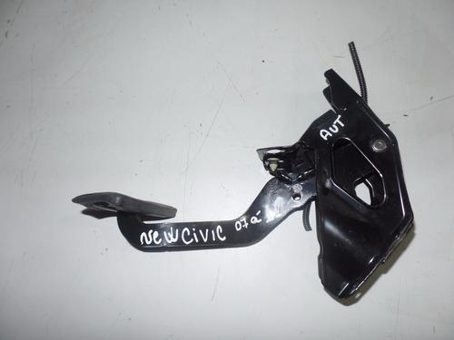 pedal de freio honda new civic 2007 a 2011 automático - orig