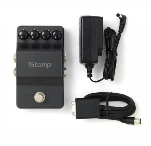 pedal de guitarra digitech istomp com driver