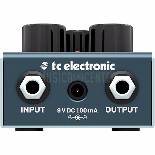 pedal de guitarra tc electronic grand magus distortion