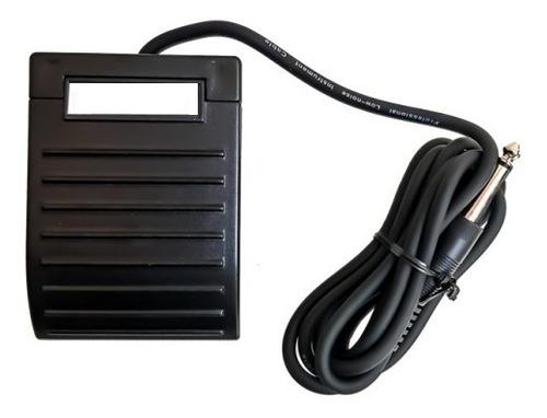 pedal de sustain para teclado universal casio yamaha
