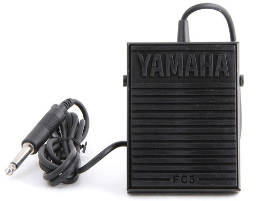 pedal de sustain yamaha fc5