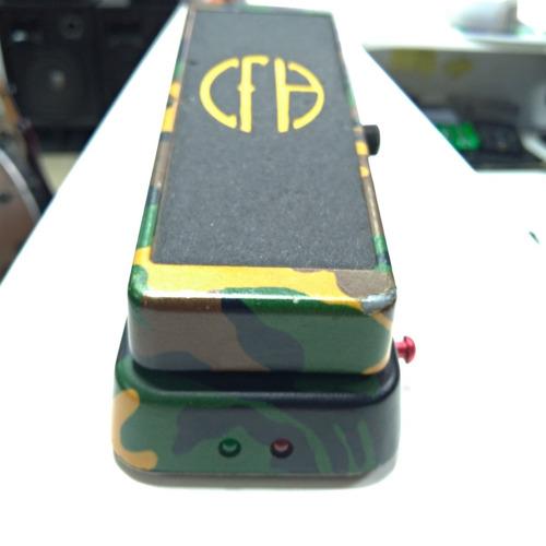 pedal de wah wah dunlop dimebag from hell usado