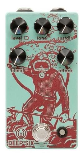 pedal deep six compressor v3 walrus audio