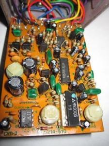 pedal delay analógico boss dm-2 de 1981