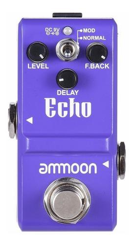 pedal delay echo ammoon frete grátis
