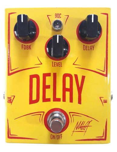 pedal delay - maicá custom