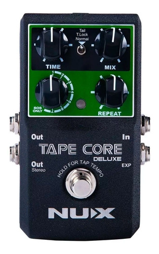 pedal delay nux tape core deluxe