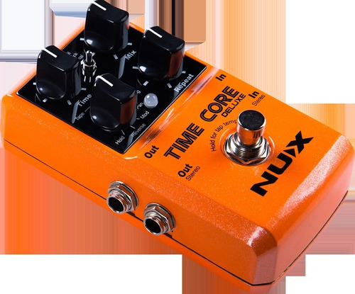 pedal delay nux time core delay serie de luxe