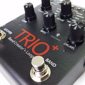 Pedal Digitech - Trio Plus