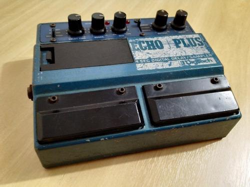 pedal digitech pds 8000 delay e trigger (boss strymon mxr)