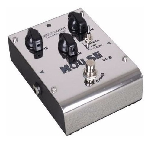 pedal distorsion ds8 biyang analogo true by pass ds-8