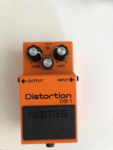 pedal distortion boss