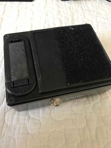 pedal distortion de  marshall bee crusher