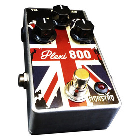 Pedal Distortion Plexi 800 Marshall Tipo Lovepedal Monstro