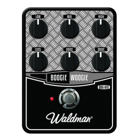Pedal Distortion Waldman  Bog-6fx