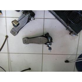 Pedal Duplo De Bateria Mapex