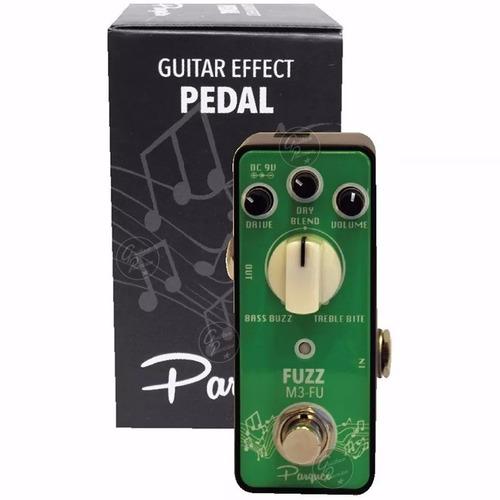 pedal efecto fuzz modelo mooer para guitarra bajo garantia