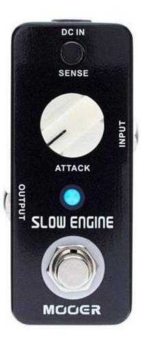 pedal efecto guitarra control ataque sonido violín mooer slo