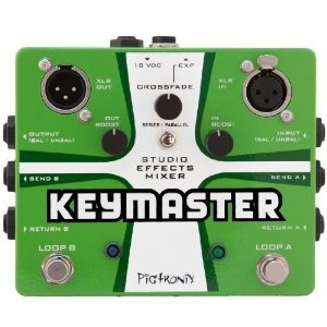 pedal efecto pigtronix keymaster rem