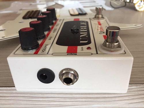 pedal efecto umble marca velvet boutique sonido srv n:115