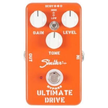 pedal efeito ultimate drive sud - shelter promoção