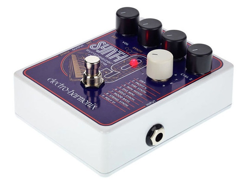 pedal ehx synth9 synthesizer machine electro harmonix