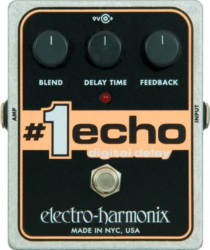 pedal electro-harmonix # 1 echo delay