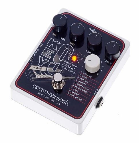 pedal electro harmonix 141686 (key 9) stereo piano machine