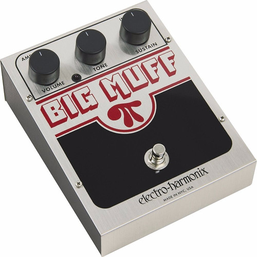 pedal electro-harmonix big muff pi classic