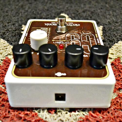 pedal electro harmonix c9 organ machine novo + nf!
