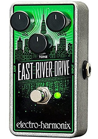 pedal electro-harmonix east river drive overdrive