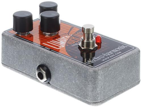 pedal electro harmonix lumberjack log overdriver