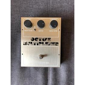 Pedal Electro Harmonix Octave Multiplexer Vintage
