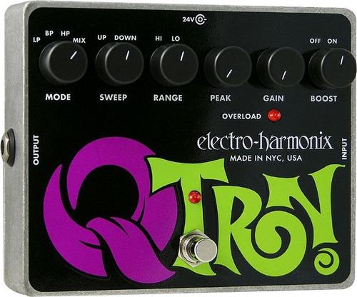 pedal electro-harmonix q-tron