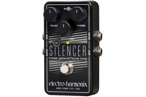 pedal electro harmonix silencer noise gate / effects loop