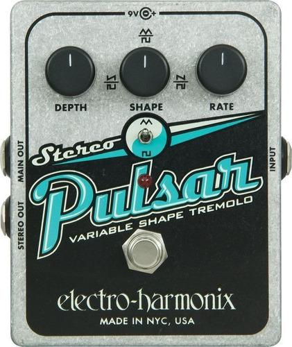 pedal electro-harmonix stereo pulsar