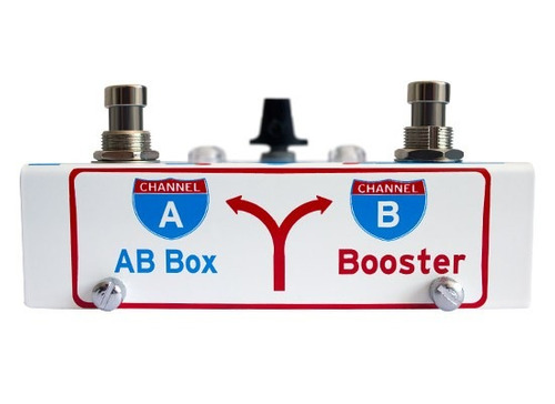 pedal fire highway a/b box booster