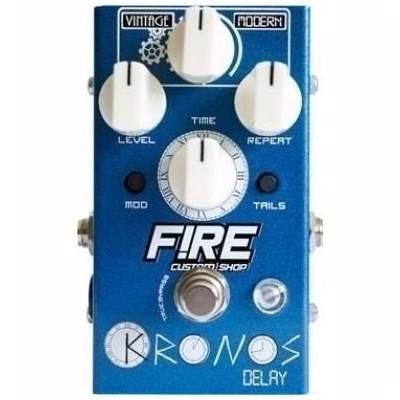 pedal fire kronos delay