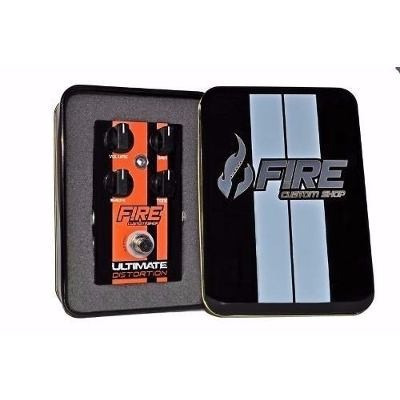 pedal fire ultimate distortion