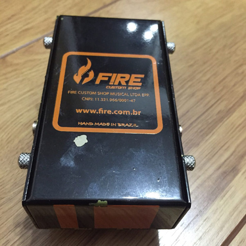 pedal fire ultimate distortion ( distorcao )  loja