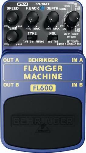 pedal fl600 flager machine behringer nuevos rsm fx efecto