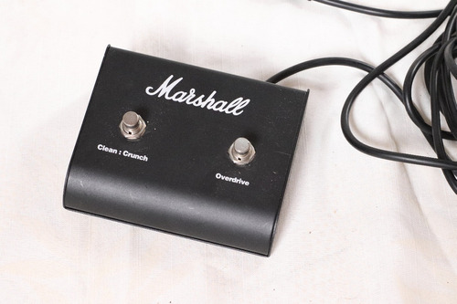 pedal footswitch marshall