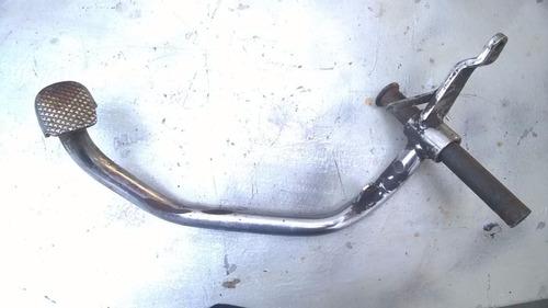 pedal freio traseiro cg titan 150 fan 125 012