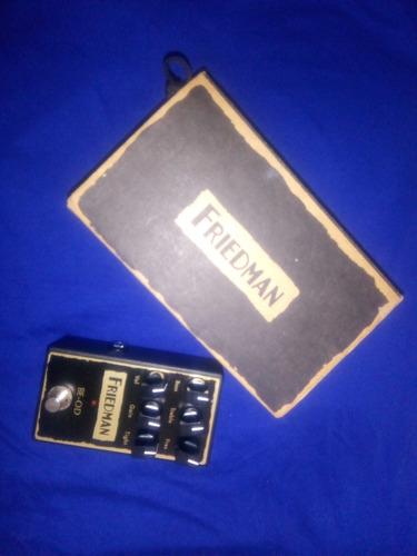 pedal friedman amplification be-od