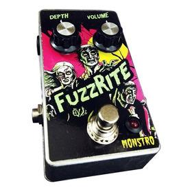 Pedal Fuzz Fuzzrite Garage Classic Psycho Monstro Effects